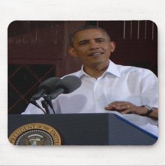 Cojín de ratón de presidente Obama Mouse Pad