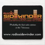 Cojín de ratón de radio del Sidewinder Mouse Pad