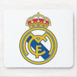 Cojín de ratón de Real Madrid Tapetes De Raton