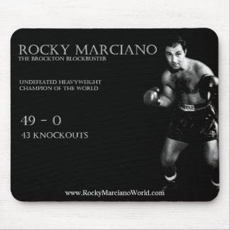 Cojín de ratón de Rocky Marciano Tapete De Ratones