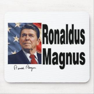 Cojín de ratón de Ronald Reagan Alfombrillas De Ratones