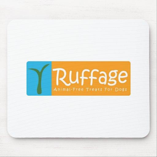 Cojín de ratón de Ruffage Alfombrilla De Ratones