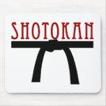 Cojín de ratón de Shotokan Mousepads