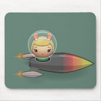 Cojín de ratón de SpaceCute Tapete De Ratones