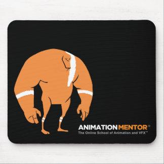 Cojín de ratón de Stan - mentor de la animación Alfombrillas De Ratones