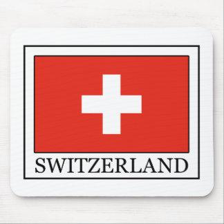 Cojín de ratón de Suiza Tapete De Raton