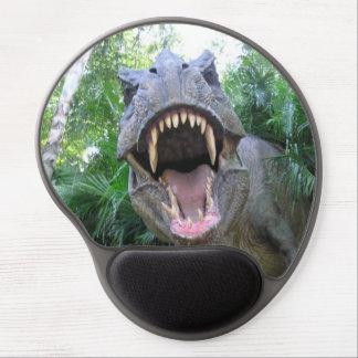 Cojín de ratón de T-Rex Alfombrilla De Raton Con Gel