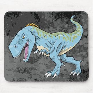 Cojín de ratón de T-Rex   del dinosaurio del Tyran Alfombrilla De Ratón