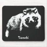 Cojín de ratón de Tanuki Tapete De Raton