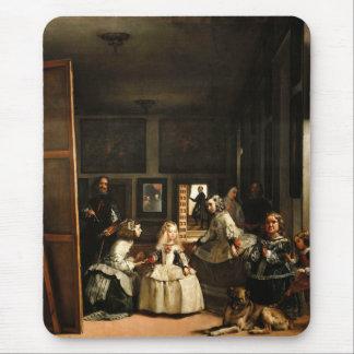 Cojín de ratón de Velázquez Las Meninas Alfombrilla De Ratón