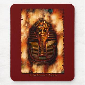 Cojín de ratón de Vision de Tutankhamen Tapetes De Ratones