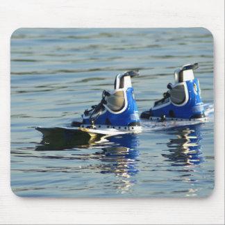 Cojín de ratón de Wakeboarding 360 Alfombrillas De Ratones