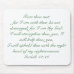 Cojín de ratón del 41:10 de Isaías Alfombrilla De Ratón