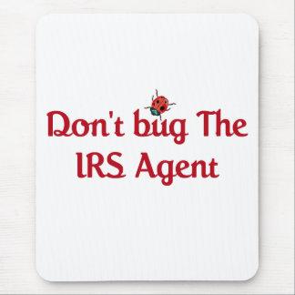 Cojín de ratón del agente de IRS Mousepads