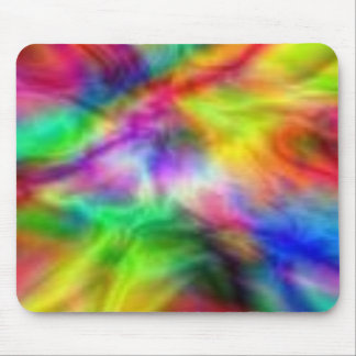Cojín de ratón del arco iris alfombrilla de raton
