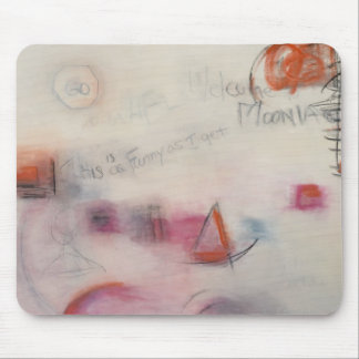 cojín de ratón del arte abstracto alfombrillas de ratón