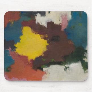 cojín de ratón del arte abstracto tapetes de raton