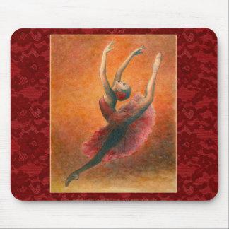 Cojín de ratón del ballet - Don Quijote Kitri Tapetes De Ratón