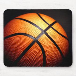 cojín de ratón del baloncesto mousepad