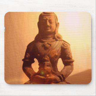 Cojín de ratón del Buddhism Alfombrillas De Ratón