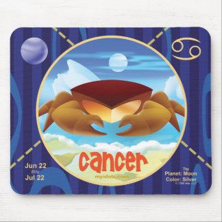 Cojín de ratón del cáncer de Idolz 01 Alfombrilla De Ratón