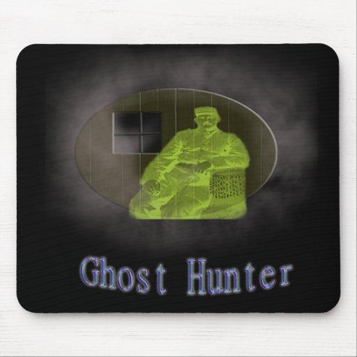 cojín de ratón del cazador del fantasma alfombrillas de raton
