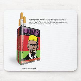 Cojín de ratón del cigarrillo de los zares del BHO Tapetes De Raton
