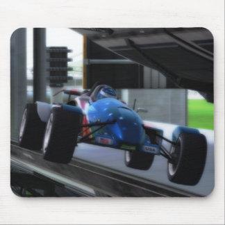 Cojín de ratón del coche del estadio de los E.E.U. Alfombrillas De Ratones