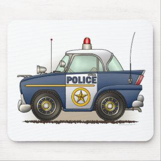 Cojín de ratón del coche del poli de Crusier de la Alfombrillas De Raton