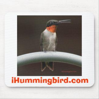 Cojín de ratón del colibrí mouse pads