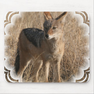 Cojín de ratón del coyote de Navajo Alfombrilla De Raton