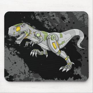 Cojín de ratón del dinosaurio del Tyrannosaurus de Alfombrillas De Raton