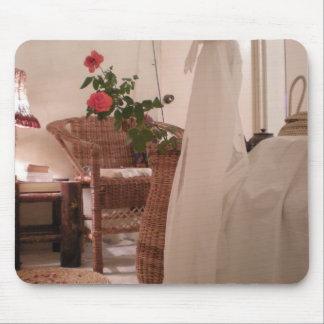 Cojín de ratón del dormitorio de Dusstilldaan Tapete De Raton