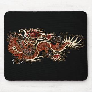 Cojín de ratón del dragón alfombrillas de ratones