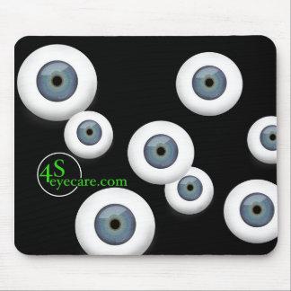 cojín de ratón del eyecare 4S Tapetes De Raton