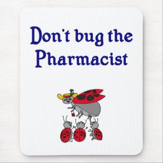 Cojín de ratón del farmacéutico mouse pad