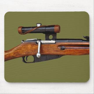 ¡Cojín de ratón del francotirador de Mosin Nagant Mouse Pad