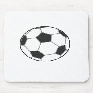 Cojín de ratón del fútbol mouse pads