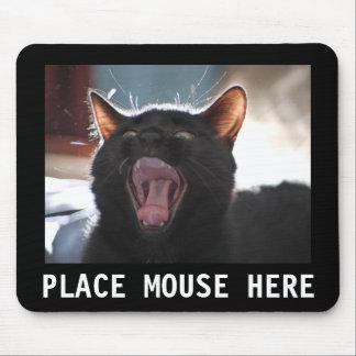Cojín de ratón del gatito alfombrilla de ratón