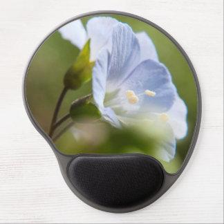 Cojín de ratón del gel con fotografía de la flor alfombrilla con gel
