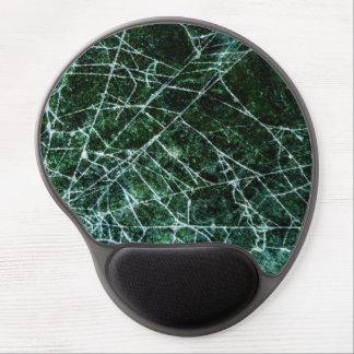 Cojín de ratón del gel del arte abstracto del Web  Alfombrillas Con Gel