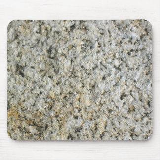 Cojín de ratón del granito alfombrilla de ratón