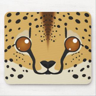 Cojín de ratón del guepardo mousepad