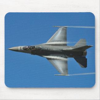 Cojín de ratón del halcón que lucha F-16 Alfombrilla De Raton