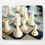 cojín de ratón del juego de ajedrez tapete de raton