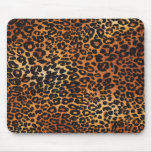 Cojín de ratón del leopardo alfombrillas de ratones
