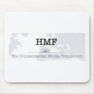 Cojín de ratón del logotipo de HMF Alfombrilla De Raton