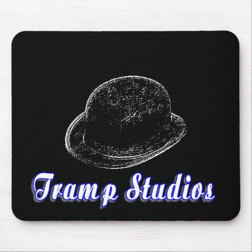 Cojín de ratón del logotipo de los estudios del va alfombrilla de ratón