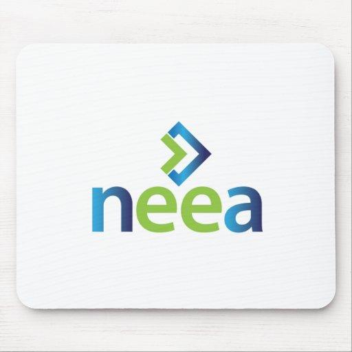 Cojín de ratón del logotipo de NEEA Alfombrilla De Raton