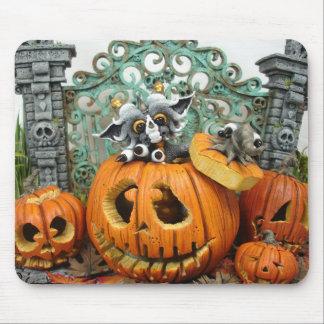 Cojín de ratón del MD Halloween Alfombrillas De Ratón